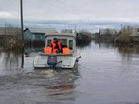Паводок в Удмуртии пошел на спад