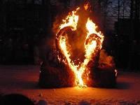 В Ижевске прошел конкурс «Пламенное искусство»
