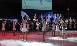 Спортсмены-чемпионы зажгли огонь I спартакиады инвалидов в Ижевске