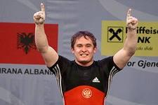 Тяжелоатлет из Удмуртии стал Чемпионом Европы