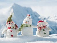 В Глазове отменили парад снеговиков