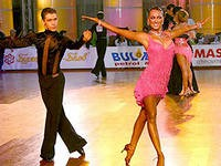 Всероссийский турнир по бальным танцам на «Кубок президента Удмуртской Республик
