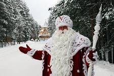 Российский Дед Мороз отправится в гости в Удмуртию