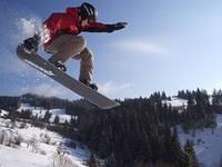 В Ижевске пройдут соревнования по сноуборду для детей