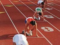 Удмуртские школьники стали призерами на соревнованиях по легкой атлетике