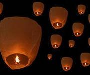 В Удмуртии могут запретить запускать «китайские фонарики»