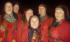 «Бурановским бабушкам» вручили музыкальную премию