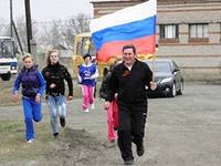 В честь Дня Победы пройдет X легкоатлетический пробег «Ижевск-Минск»