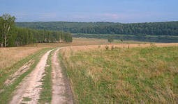 40 км сельских дорог построят в Удмуртии в этом году