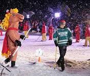В Грахово прошло открытие XIX Республиканских зимних сельских спортивных игр