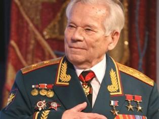 Великий конструктор М.Т.Калашников