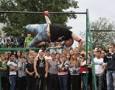 В Камбарке пройдет турнир по стрит воркауту