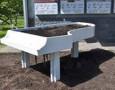 Возле ижевской филармонии установлен белый рояль