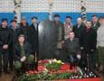 В Шарканском районе появился сквер воинской славы