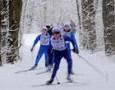 В Удмуртии прошли финальные старты Всероссийских соревнований «Лыжня России»