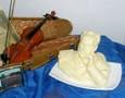 Кулинар из Воткинска создал скульптуру Чайковского из маргарина