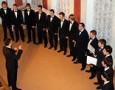 На международный конкурс в Европу отправится воткинский хор юношей