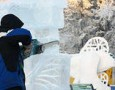 К зимним спортивным играм Балезино украсят снежными и ледяными фигурами