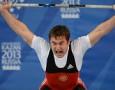 Тяжелоатлет из Удмуртии завоевал «бронзу» на Универсиаде в Казани