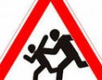 Возле всех школ Сарапула появились дорожные знаки «Дети»