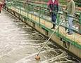 Ижевский пруд остался в категории стабильно тяжелого водоисточника