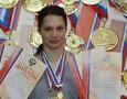 Завьяловская горнолыжница стала чемпионкой России
