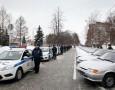 Александр Волков вручил ключи от автомобилей сотрудникам МВД