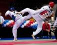 Международные соревнования по тхэквондо